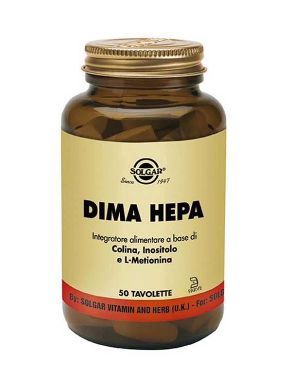SOLGAR DIMA HEPA 50 TAVOLETTE