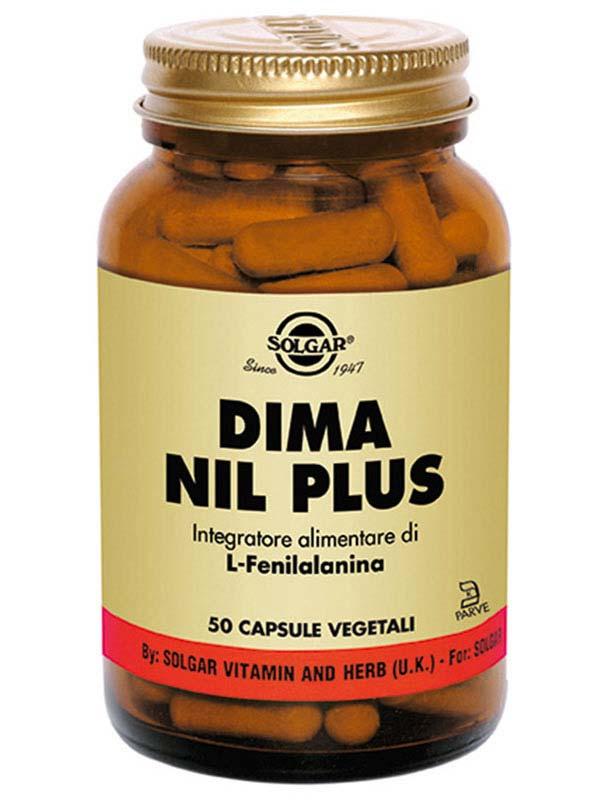 SOLGAR® DIMA NIL PLUS 50 CAPSULE