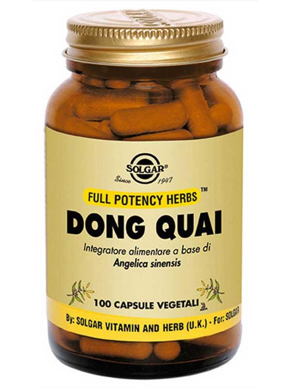 SOLGAR® DONG QUAI 100 CAPSULE