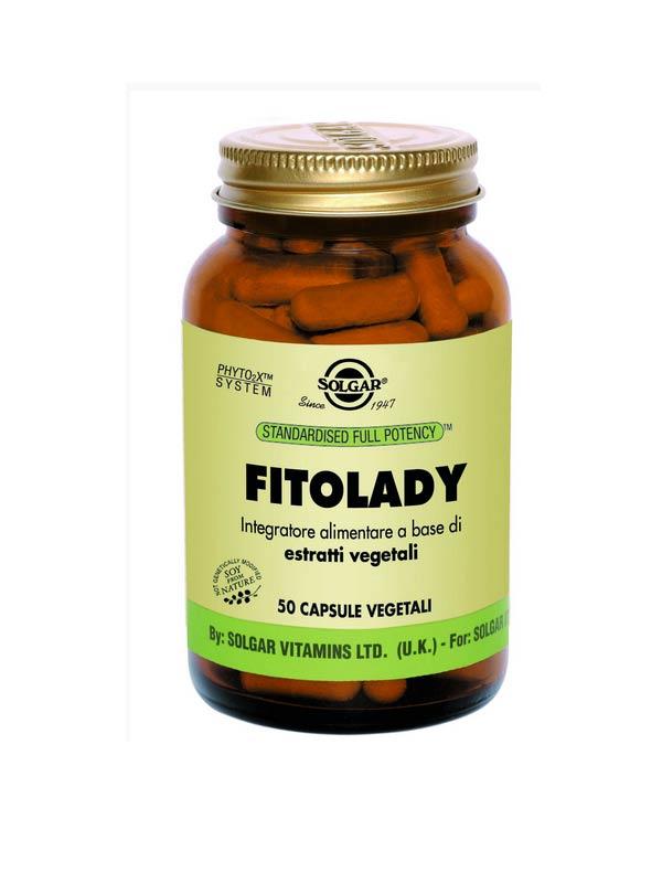 SOLGAR® FITOLADY 50 CAPSULE