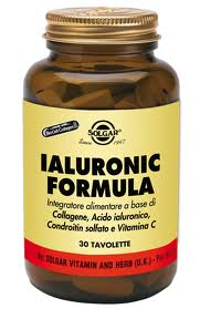 SOLGAR® IALURONIC FORMULA 30 TAVOLETTE