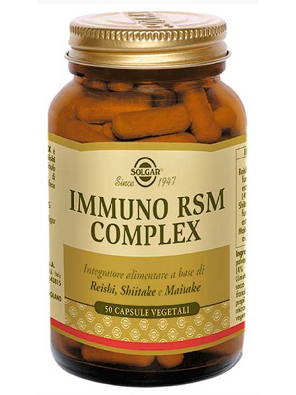 SOLGAR® IMMUNO RSM COMPLEX 50 CAPSULE