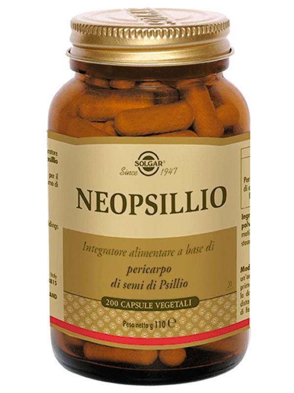 SOLGAR® NEOPSILLIO 200 CAPSULE