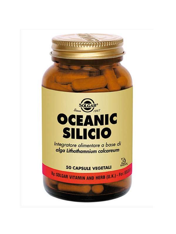 SOLGAR OCEANIC SILICIO 50 CAPSULE