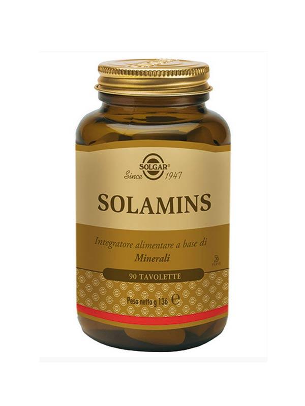 SOLGAR® SOLAMINS 90 TAVOLETTE