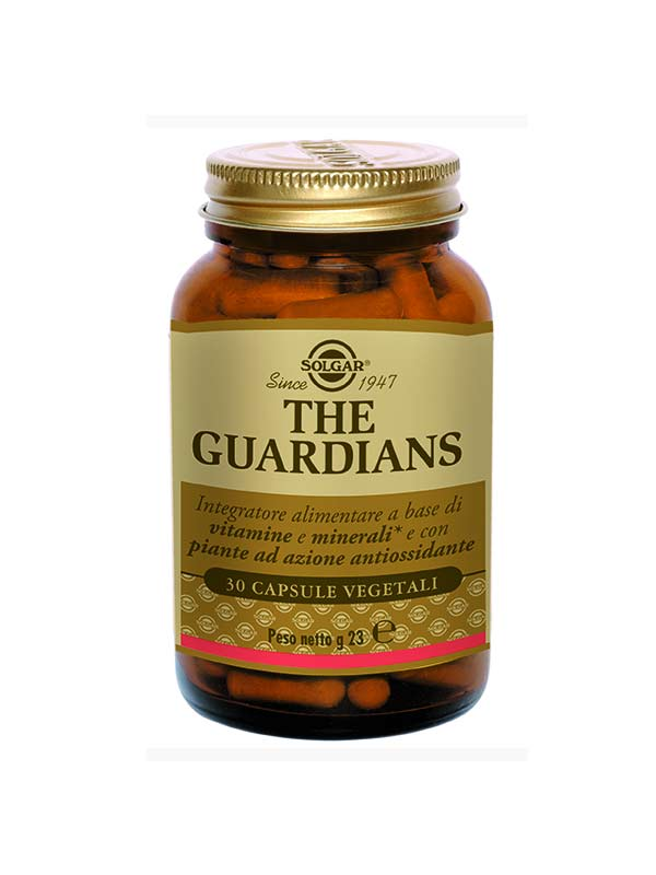 SOLGAR® THE GUARDIANS 60 CAPSULE