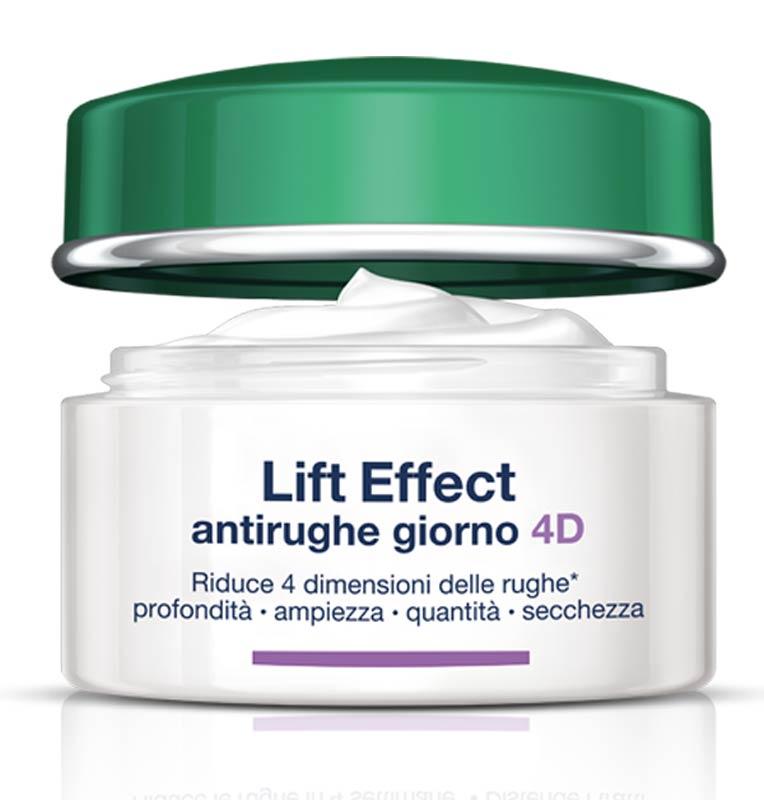 SOMATOLINE COSMETIC LIFT EFFECT ANTIRUGHE GIORNO 4D 50 ML
