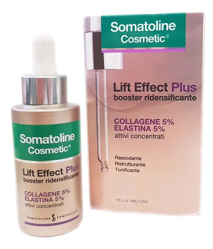 SOMATOLINE COSMETIC LIFT PLUS BOOSTER RIDENSIFICANTE 30 ML