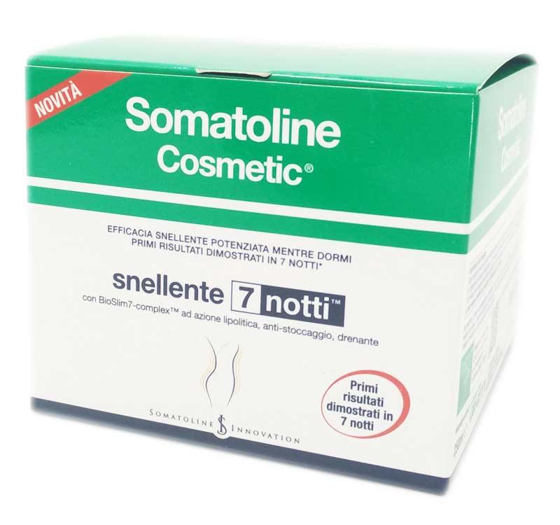 SOMATOLINE COSMETIC SNELLENTE 7 NOTTI 400 ML