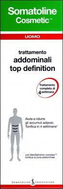 SOMATOLINE COSMETIC® UOMO ADDOMINALI TOP DEFINITION 400 ML