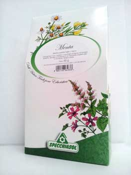 SPECCHIASOL ERBE OFFICINALI MENTA 50 ML