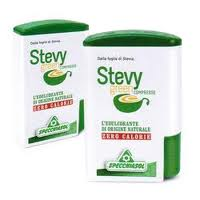 STEVY GREEN STEVIA 100 COMPRESSE DA 60 MG