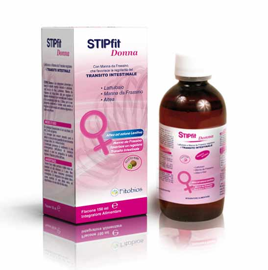 STIPFIT DONNA INTEGRATORE PER LA REGOLARE IL TRANSITO INTESTINALE - 150 ML
