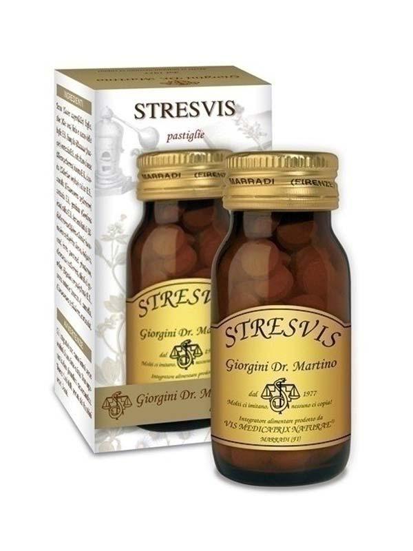 STRESVIS 80 PASTIGLIE DA 500 MG