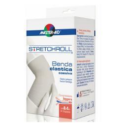 STRETCHROLL BENDA ELASTICA COMPRESSIVA AUTOBLOCCANTE 8 CMx4 M