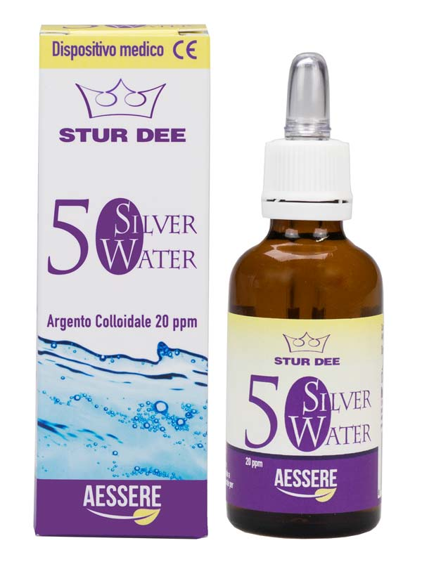 STUR DEE SILVER WATER 50 ML