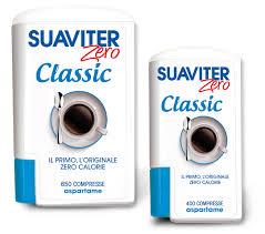 SUAVITER ZERO CLASSIC - DOLCIFICANTE IN COMPRESSE - 650 COMRPESSE