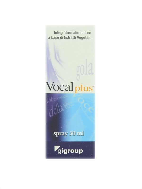 SUPRAVIT VOCAL PLUS SPRAY 30 ML