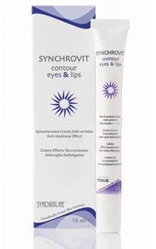 SYNCHROVIT CONTOUR EYES AND LIPS - CREMA INTENSIVA PER CONTORNO OCCHI E LABBRA - 15 ML