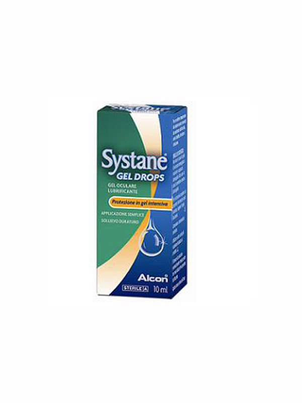 SYSATANE GEL DROPS GEL OCULARE 10 ML
