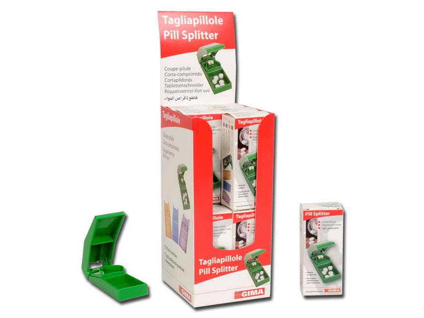 TAGLIAPILLOLE INSCATOLATO - conf. 12 pz. (4 x 3 colori)