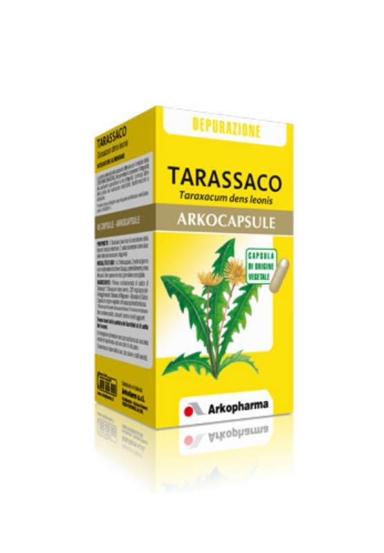 TARASSACO ARKOCAPSULE 45 CAPSULE
