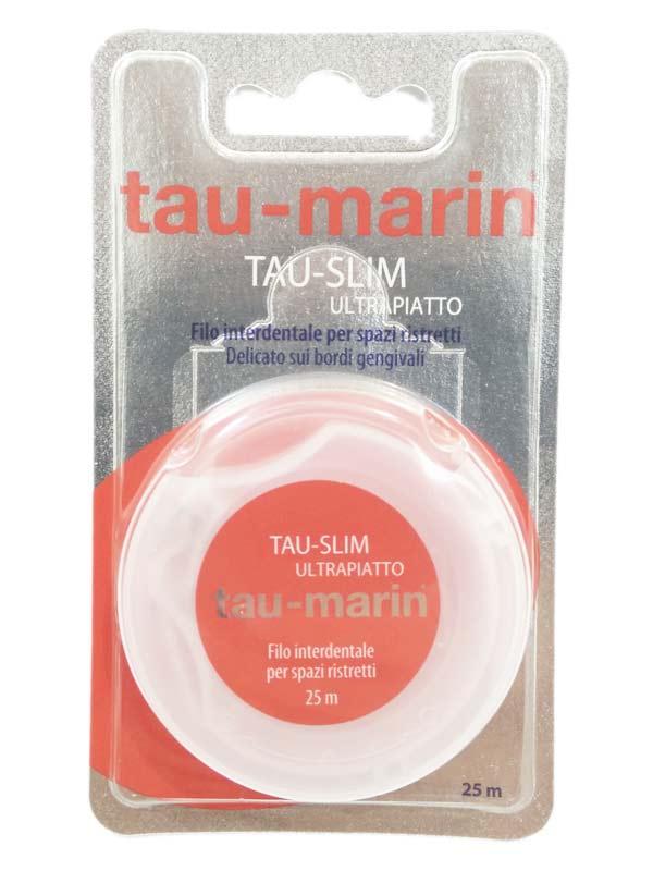 TAU-MARIN FILO INTERDENTALE TAU-SLIM ULTRAPIATTO 25 M