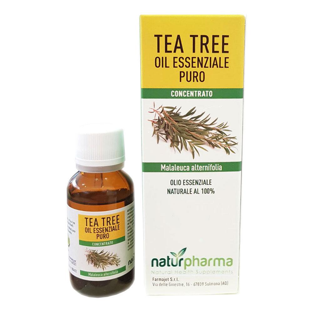 TEA TREE OLIO ESSENZIALE PURO CONCENTRATO 20 ML