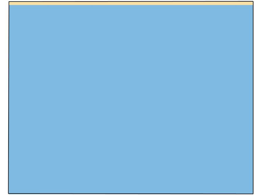 TELO CHIRURGICO - 150 x 240 cm - con lato adesivo