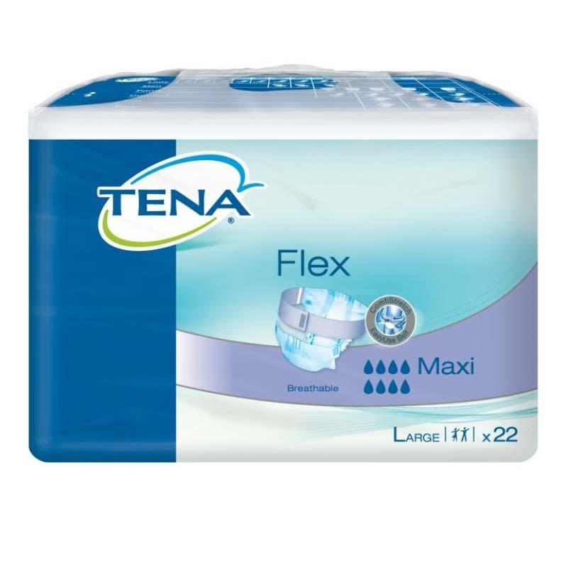 TENA FLEX MAXI MISURA LARGE 22 PEZZI