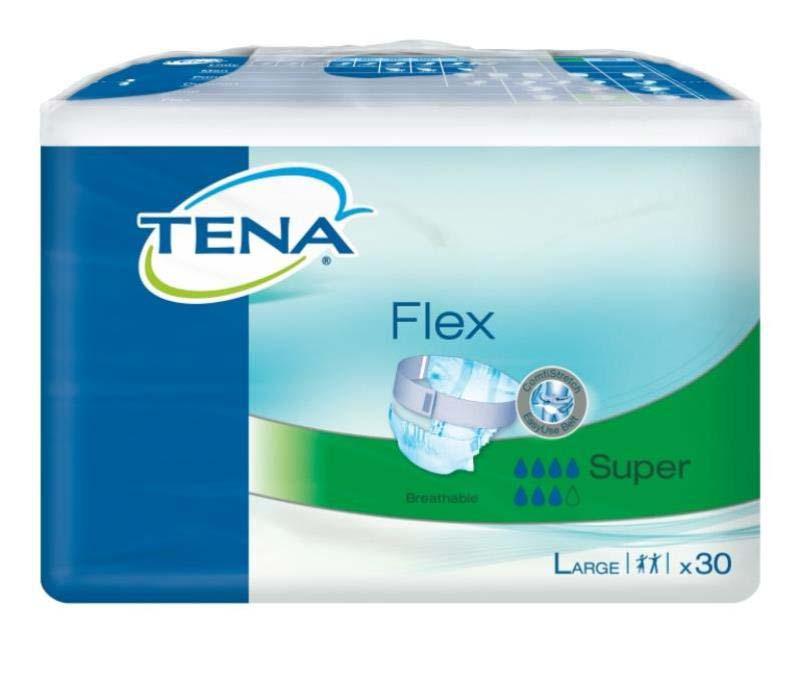 TENA FLEX SUPER MISURA LARGE 30 PEZZI