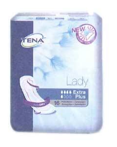 TENA LADY INSTADRY EXTRA PLUS - 16 PEZZI