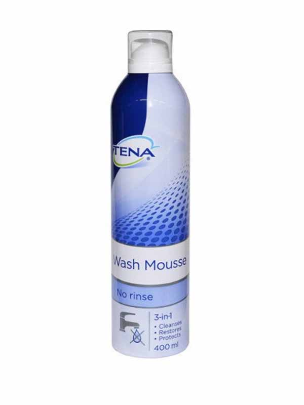 TENA WASH MOUSSE 3 in 1 - 400 ML