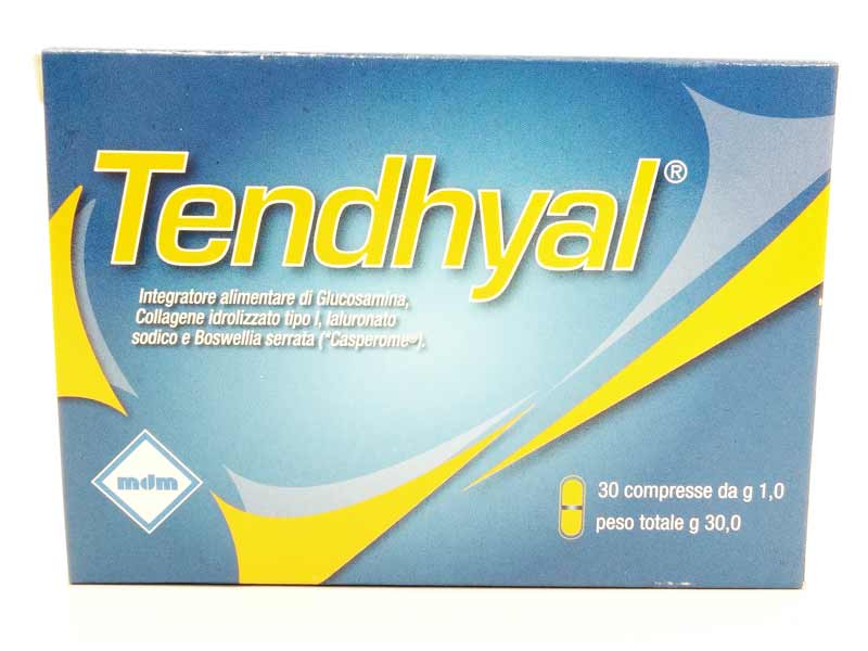 TENDHYAL 30 COMPRESSE