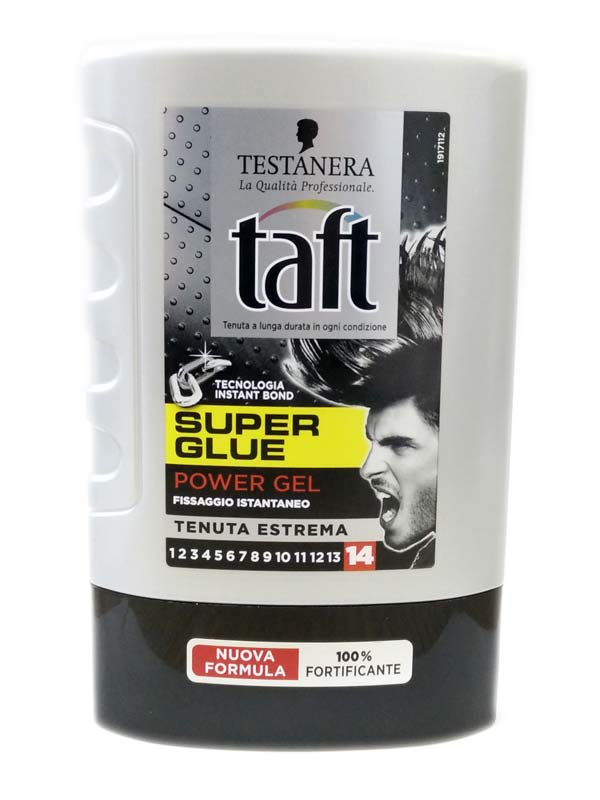 TESTANERA TAFT SUPERGLUE POWER GEL 300 ML