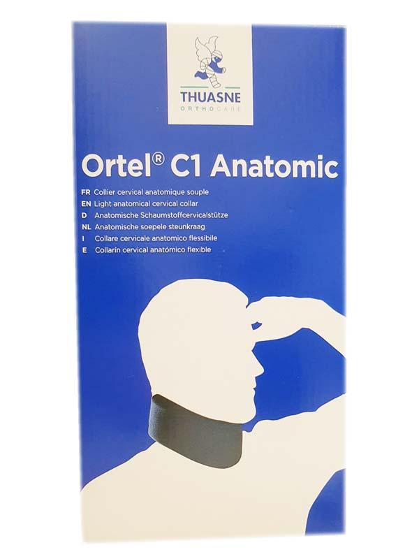 THUASNE ORTEL C1 ANATOMIC COLLARE CERVICALE BLU TAGLIA 3