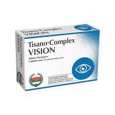 TISANO COMPLEX VISION - INTEGRATORE ALIMENTARE - 30 COMPRESSE DA 450 MG