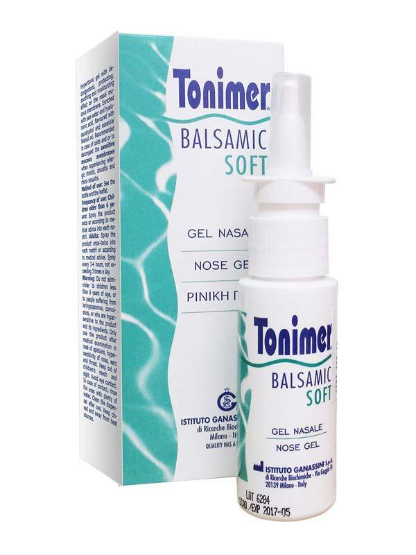 TONIMER® BALSAMIC SOFT GEL NASALE 15 ML