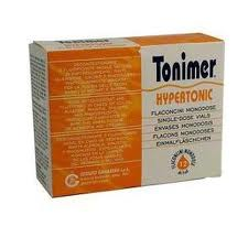 TONIMER® HYPERTONIC FLACONCINI MONODOSE - 18 FLACONCINI DA 5 ML