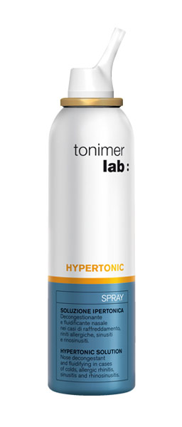 TONIMER® LAB HYPERTONIC SPRAY 125 ML