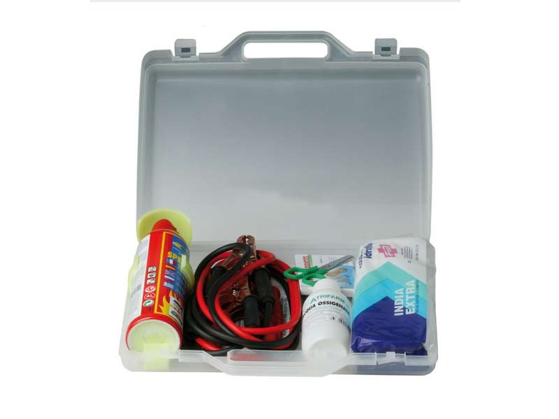 TRAVELKIT 7801 KIT EMERGENZA AUTO PER AUTOVETTURE PRIVATE