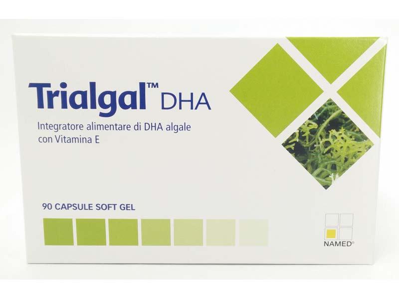 TRIALGAL DHA 90 CAPSULE SOFTGEL