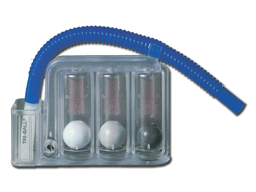 TRI-BALL - esercitatore respiratorio