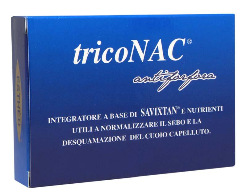 TRICONAC ANTIFORFORA 30 COMPRESSE