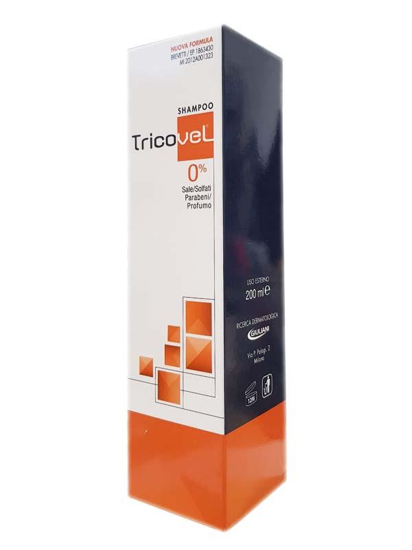 TRICOVEL SHAMPOO ANTICADUTA FORTIFICANTE 200 ml