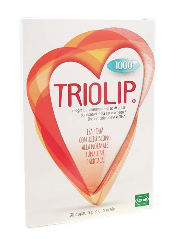 TRIOLIP® 1000 30 CAPSULE