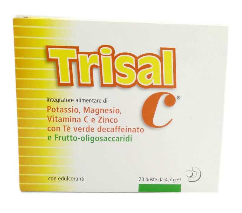 TRISAL C 20 BUSTE