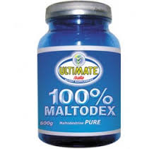 ULTIMATE ITALIA 100 PERCENTO MALTODEX - MALTODESTRINE PURE IN POLVERE - 600 G