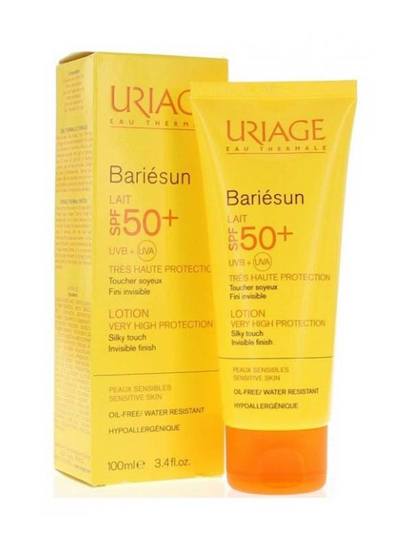 URIAGE BARIESUN LATTE SOLARE SPF 50+ 100 ML