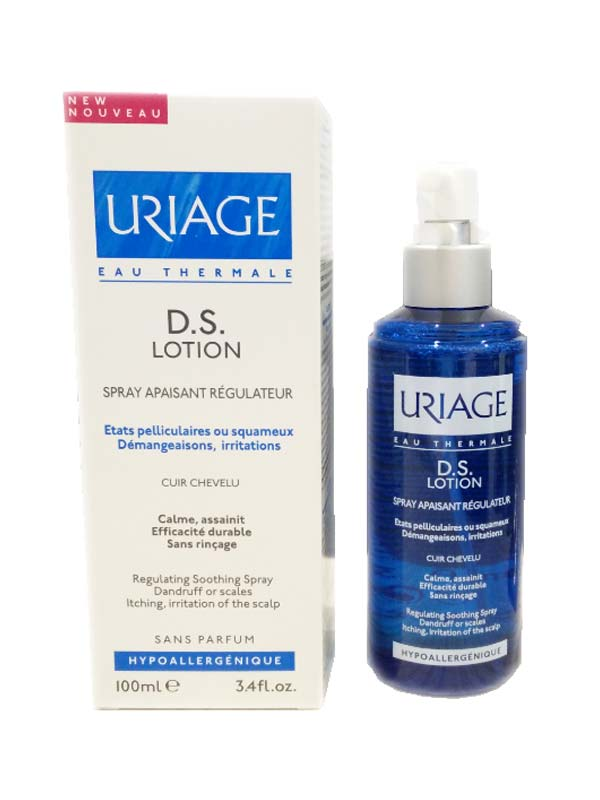 URIAGE DS LOZIONE SPRAY LENITIVO REGOLATORE 100 ML